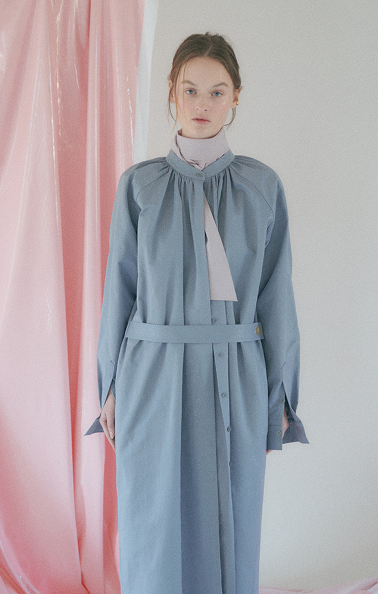 Robe Shirt Dress