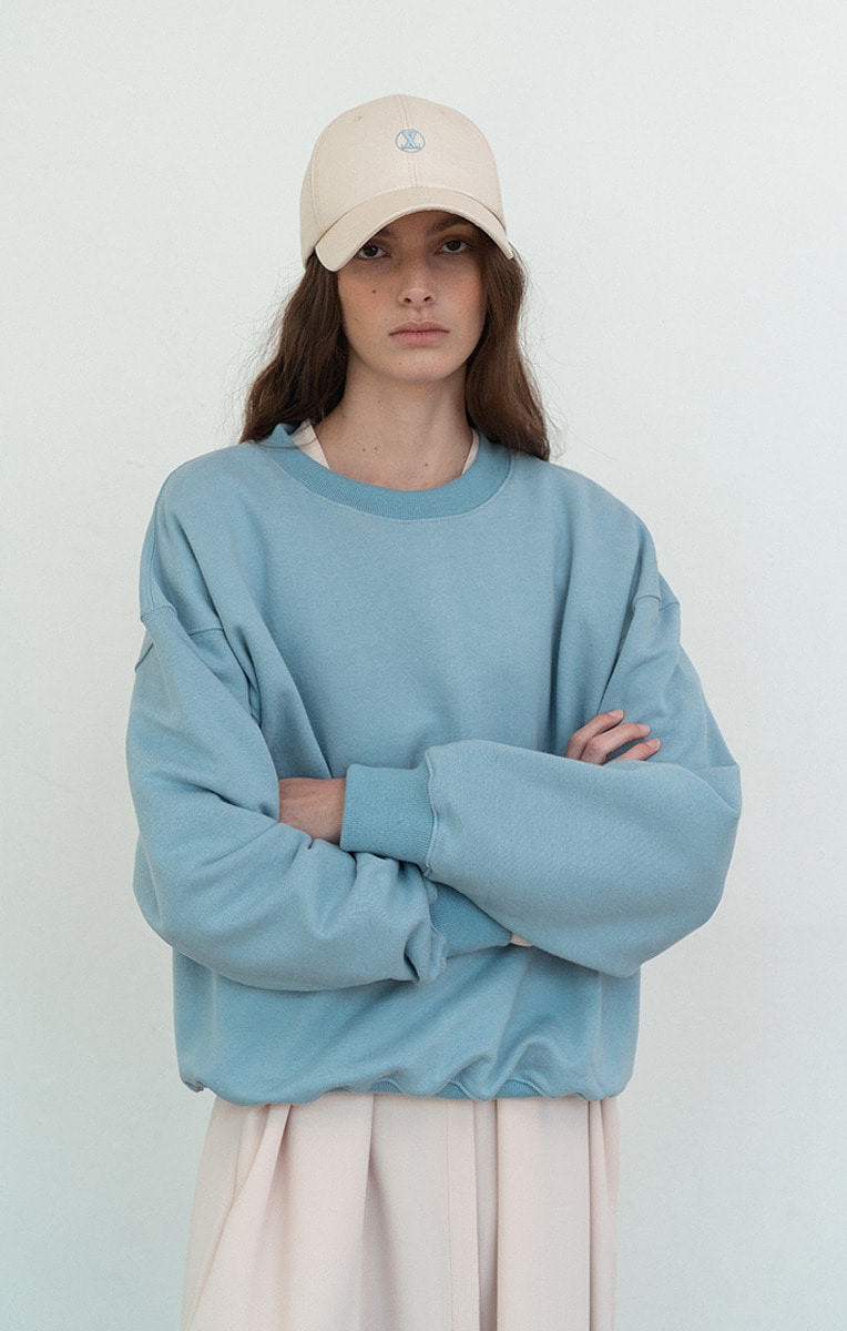 Cloud SweatShirts_Sky Blue