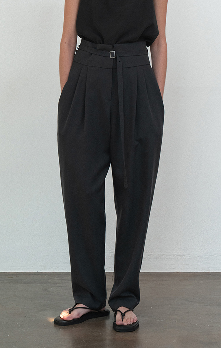 Tencel Tapered Pants