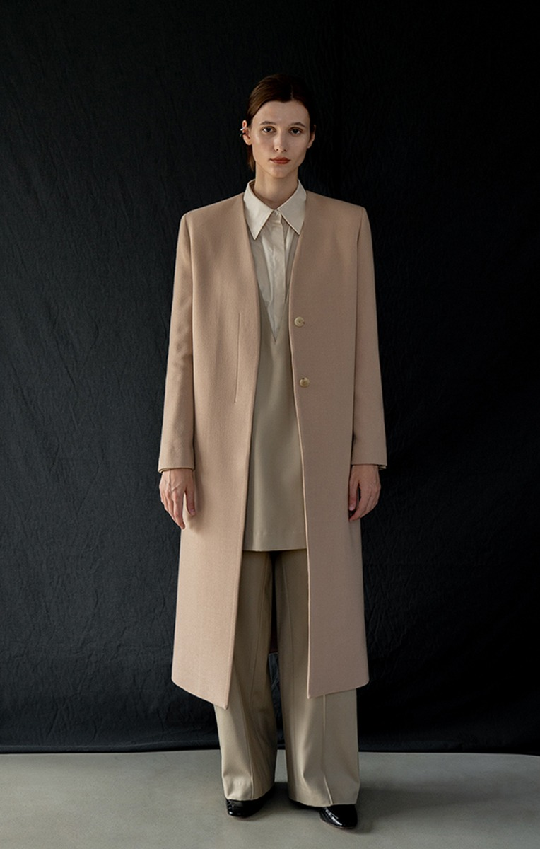 The Collarless Coat